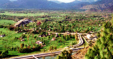 balh Valley in Mandi District